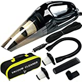 Car Vacuum Cleaner, Costech 120W Powerful Suction Handheld Vacuum...