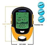 SUNROAD Mini Multifunction Men's Barometer