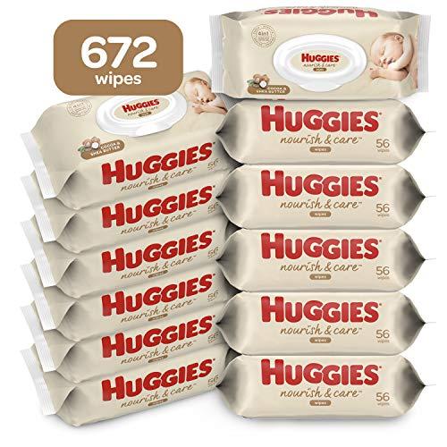 Huggies Nourish Care Scented