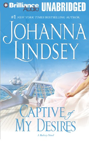 Captive Of My Desires (Malory Family Series)