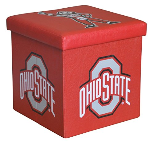 Oxbay Small Ottoman Ohio State University