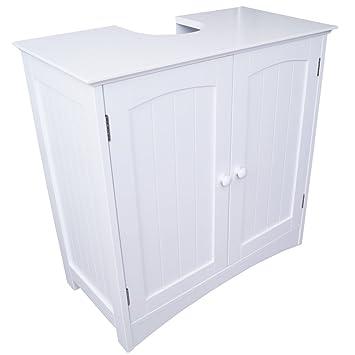 Design#5002008: Amazon.de: anaterra waschbecken unterschrank in weiß .... Badezimmerschrank Waschbecken