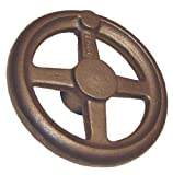 Morton HW-6 Cast Iron Straight Hand Wheel, 6
