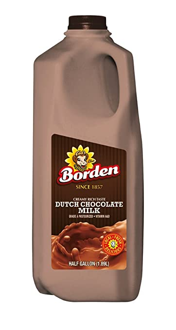 Borden Milk Chocolate Drink