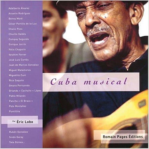 En ligne Cuba musical. Avec CD audio pdf