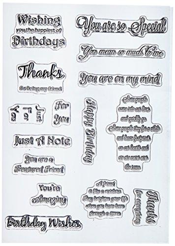 L64 Sentiment Stamp Set 1 (Expressions Stamp Sets)