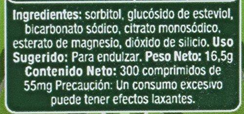 Energy Feelings Stevia Comprimidos - 4 Paquetes de 300 Cápsulas: Amazon.es: Salud y cuidado personal