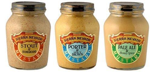 Gourmet Mustard - Sierra Nevada Mustard Gift Set!