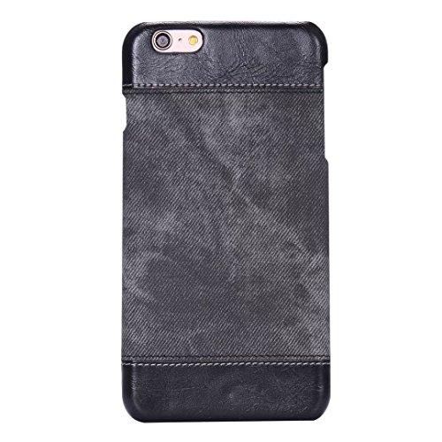 iPhone Case Cover Housse pour iPhone 6 Plus Case Mix et Match, Cowboys Jeans Housse pour iPhone 4 Plus 6S Plus ( Color : Black , Size : IPhone 6S Plus )