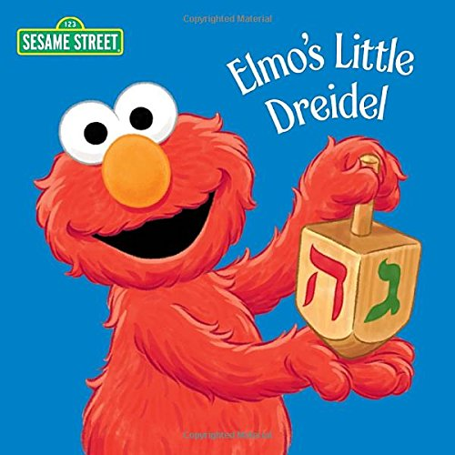Elmo's Little Dreidel (Sesame Street) (Games Baby Other First)