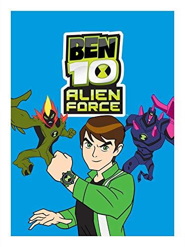 ben 10 ultimate alien force