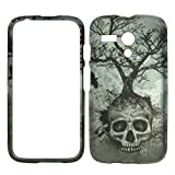 2D Skull Tree Motorola Moto G / XT1032 Case Cover Phone Snap on Protector Cover Hard Case Faceplates
