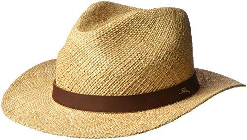 Tommy Bahama Men's Bao Safari Hat, Natural, Large/Extra Large