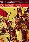 Précis d'histoire du Moyen Age par Heers