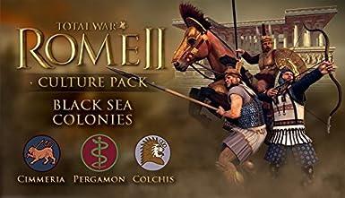 Total War : Rome II - Schwarzmeerkolonien-Kulturenpaket DLC [PC Code - Steam]