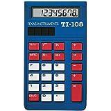 TI-108 Elementary Calculator