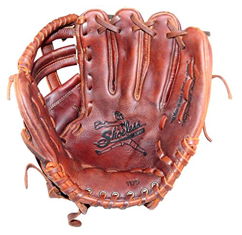 Diamond Ready Baseball Gloves Shoeless Jane 11 3/4'' Fast Pitch H Web Glove (Right Hand Throw)