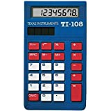 TI-108 Elementary Calculator