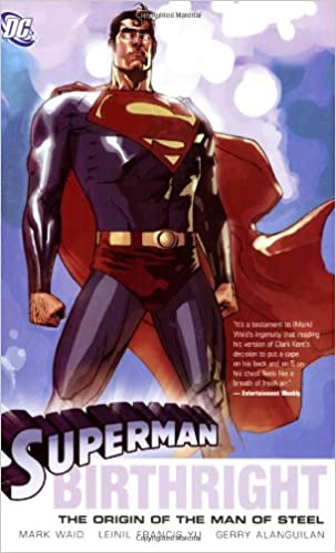 Superman Birthright Pdf