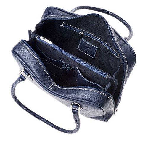 Damenhandtaschen Große Schultertasche für Damen aus Leder