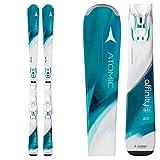 2016 Atomic Affinity Air 146cm Womens Ski w/ E Lithium 10 Ski Bindings