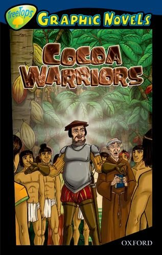 Oxford Reading Tree: Level 14: Treetops Graphic Novels: Cocoa Warrior