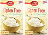 Betty Crocker, Rice Flour Blend, Gluten Free, All-Purpose, 16oz Box (Pack of 2)
