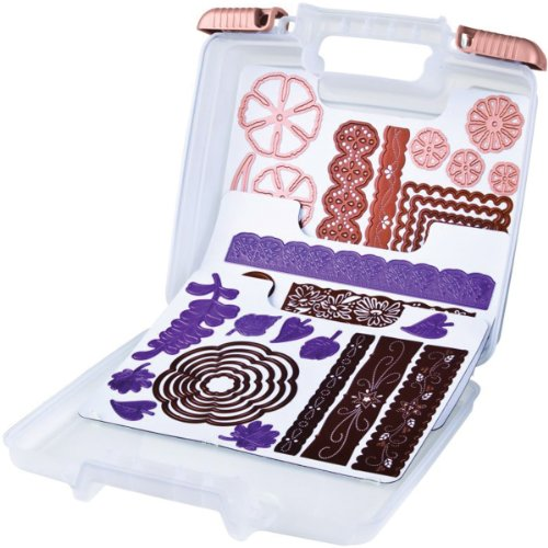 ArtBin Magnetic Die Storage W/3 Sheets-10.25''X3.25''X9.625'' Translucent by ArtBin