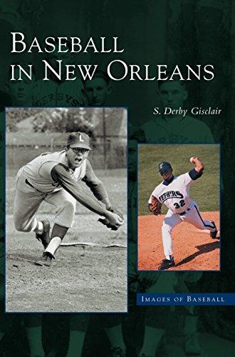 Weaver Jeff Baseball - Baseball in New Orleans