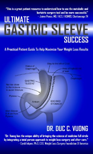 Ultimate Gastric Sleeve Success: A Practical Patient Guide to Help Maximize Your Weight Loss Results cover