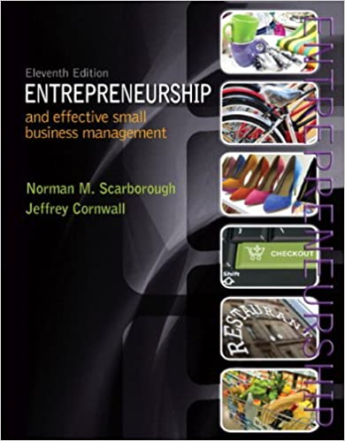 Amazon entrepreneurship and effective small business management amazon entrepreneurship and effective small business management ebook norman m scarborough jeffrey r cornwall kindle store fandeluxe Image collections