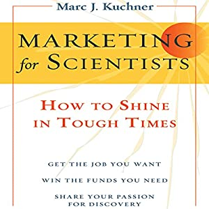 Marketing for Scientists Audiobook