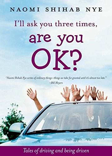 I'll Ask You Three Times, Are You OK?: Tales of Driving and Being Driven PDF