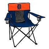 Logo MLB Detroit Tigers Elite Chair, Adult, Navy