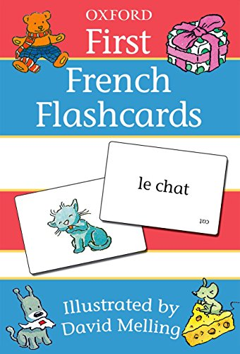 Oxford First Flashcards