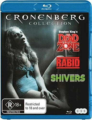 David Cronenberg Collection/ [Blu-ray]