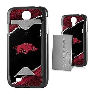 Arkansas Razorbacks Galaxy S4 Credit Card Case Brick NCAA