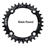 Whool 104BCD 32T/34T/36T Ultralight A7075 Alloy MTB Bike Bicycle Narrow Wide Chainring Oval Round Chainwheel Cycle Crankset