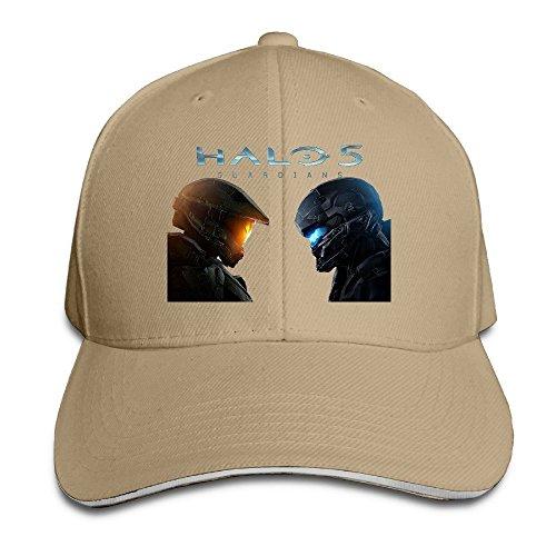 MaNeg Halo5 Sandwich Peaked Hat & - Atlanta Fendi
