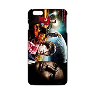 2015 The Big Bang Theory 3D Phone Case and Cover for Iphone 6 Plus