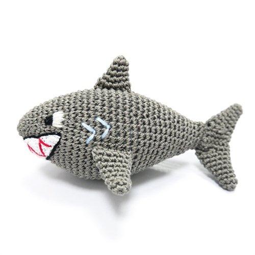 Dogo Shark Dog Toy by Dogo