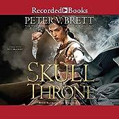 The Skull Throne   Peter V. Brett