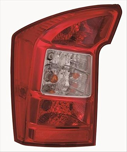Partslink KI2800140 Multiple Manufacturers OE Replacement Tail Light Assembly KIA RONDO 2009-2012