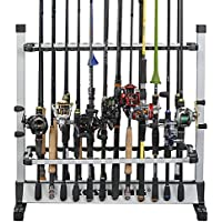 KastKing Fishing Rod Rack – Perfect Fishing Rod Holder -...