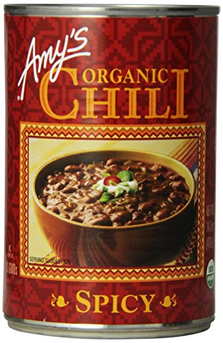 Amy's Organic Spicy Chili, USDA Organic, 14.7-Ounce
