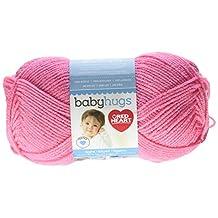 RED HEART  Baby Hugs Light Yarn, Happy