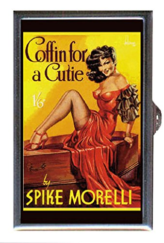 Coffin For A Cutie Sexy Pulp Decorative Pill (Coffin Coin)