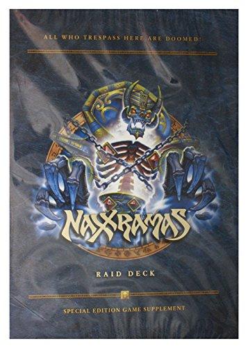 (World of Warcraft TCG WoW Trading Card Game Naxxramas Raid Deck)