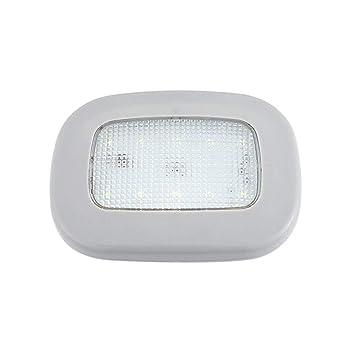 Amazon.com: Alotm Luz LED para interior de coche, recargable ...