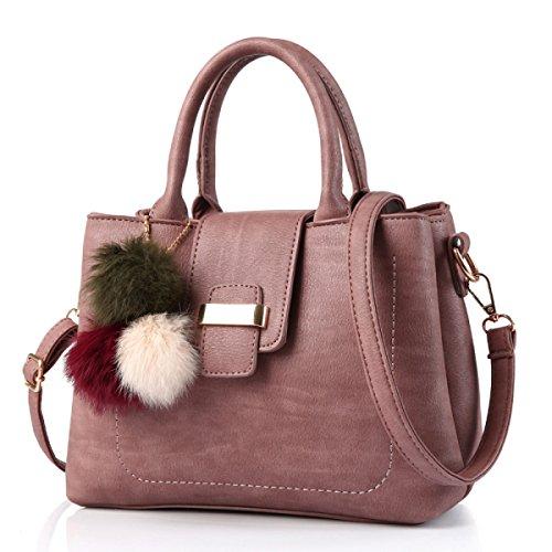 Sac Épaule Main À Sacs 2017 Pink Nouveaux Diagonale La De Mode Dames R8w4AxY